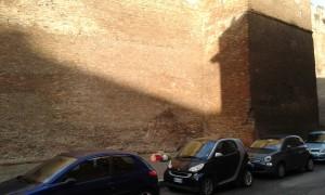 San Lorenzo Mura Aureliane - 9 ott.2016 ore 9 -FotoPAGI